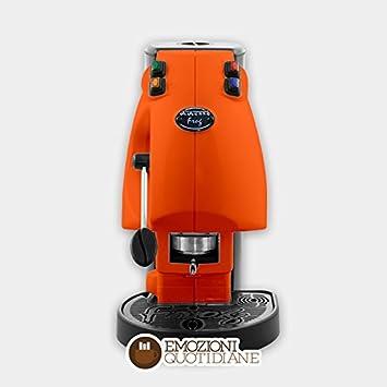 Máquina de café de monodosis de papel Ese 44 mm diesse Frog Color Naranja Oscuro: Amazon.es: Hogar