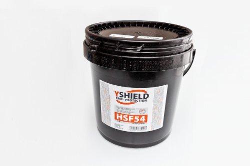 YSHIELD EMF Shielding Paint HSF54 5 - Polarization Mean