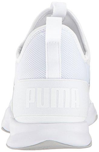 Puma Donna Osa Allenatore Sneaker Puma Bianco-puma Bianco