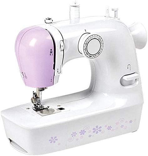 WMMCM Máquina de Coser del hogar Multifuncional máquina de Coser ...