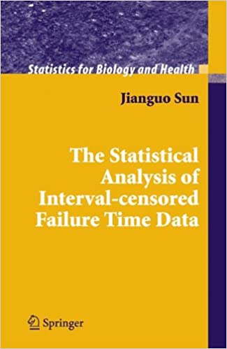 Book The Statistical Analysis of Interval-censored Failure Time Data (Statistics for Biology and Health)