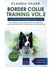 Border Collie Training Vol. 2: Dog Training for your grown-up Border Collie