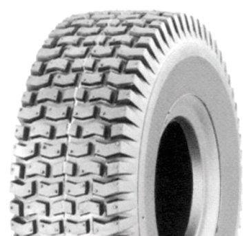 Tread 2 Ply Tire Tubeless (Oregon 58-071 16X650-8 Turf Tread Tubeless Tire 2-Ply)
