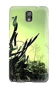 For JpYqxIJ10489LXvim Green Protective Case Cover Skin/galaxy Note 3 Case Cover