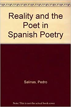 Book Reality and the Poet in Spanish Poetry