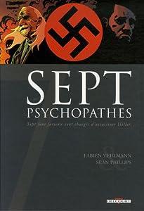 "Afficher ""Sept n° 1 Sept psychopathes"""