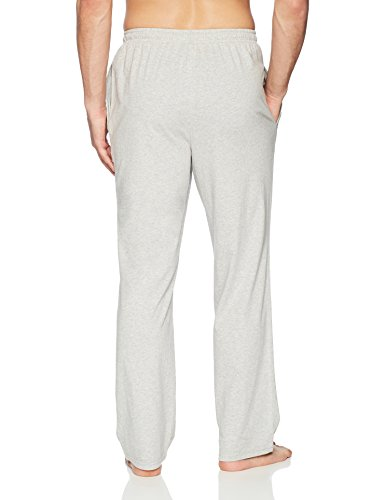 Amazon Essentials Men's Knit Pajama Pant, Light Grey Heather, Medium by Amazon Essentials (Image #2)