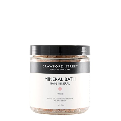 (Crawford Street Skin Care | Detox Mineral Bath)