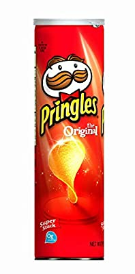 Pringles Stash Can Diversion Safe