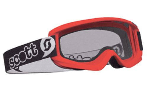 Price comparison product image Scott Sports Agent Mini Youth Goggles, (Red)