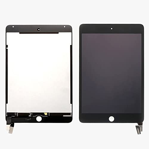 Compatible with 7.85 inch LCD Dispaly Touch Screen Digitizer Assembly for Mini 4 Model A1538 A1550 Black Free Tools Kits