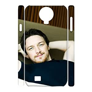 ANCASE James Andrew McAvoy 2 Phone 3D Case For Samsung Galaxy S4 i9500 [Pattern-3]