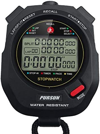 Professional Stopwatch Countdown Resistant Functional product image