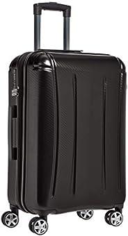 Amazon Basics Oxford Maleta extensible Spinner con cerradura TSA y ruedas