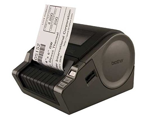 Brother P-touch QL-1050 Direct Thermal Printer - Label Print - 3.90