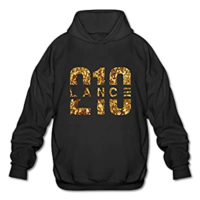 New OT Lance Stewart Logo Young Men Top Blouse Casual Pullover Hooded Sweatshirt for sale