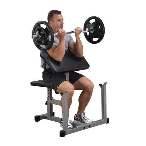 PowerLine PPB32X Preacher Curl Bench by PowerLine
