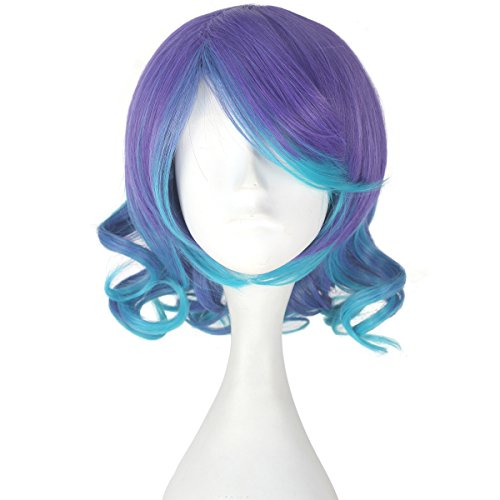 Synthetic Gradient Purple Cosplay Costume product image