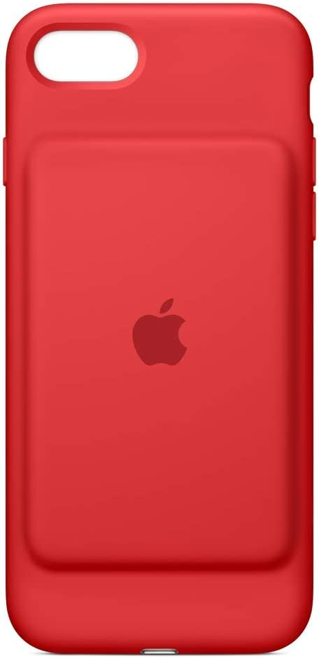 Apple Funda Smart Battery Case (para el iPhone 7) - (PRODUCT)RED