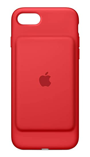 Apple Smart Battery Case (per iPhone 7) - (PRODUCT)RED  Amazon.it  Med  Store  e38bbe86cf0