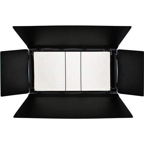 Aladdin Barn Doors2 with Frame and Diffuser for 24x12 Bi-Flex2 Panel Light by Aladdin (Image #2)