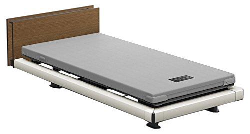 パラマウントベッド 電動ベッド インタイム1000 マットレス付 3モーター ヨーロピアン フットボードあり (ブラウン) RQ-1335MA+RM-E251 【4梱包】 B076DPNT55 木目柄(ライト)|ヨーロピアン フットボードあり (ブラウン) 木目柄(ライト)