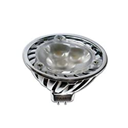 3w Led Mr-16 Bulb In Daylight [Set Of 6]