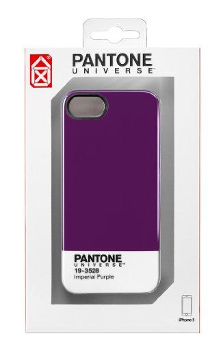 Case Scenario PA-IPH5-IP Pantone Universe Clip On Case für Apple iPhone 5/5s Imperial Purple
