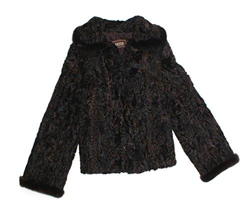 Persian Lamb Fur Coat Jacket - 7