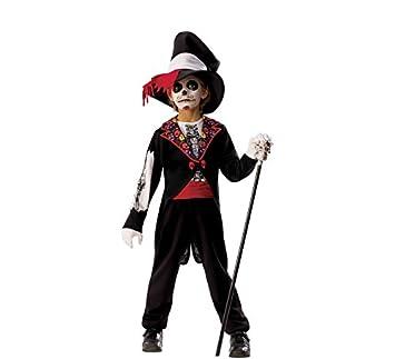 Rubies- Disfraz Voodoo Boy Inf 700468-M M Multicolor 5-7 a/ños
