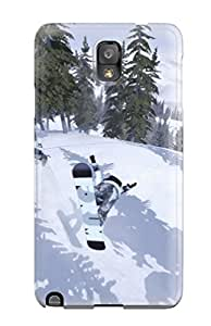 Premium Shaun White Snowboarding Heavy-duty Protection Case For Galaxy Note 3