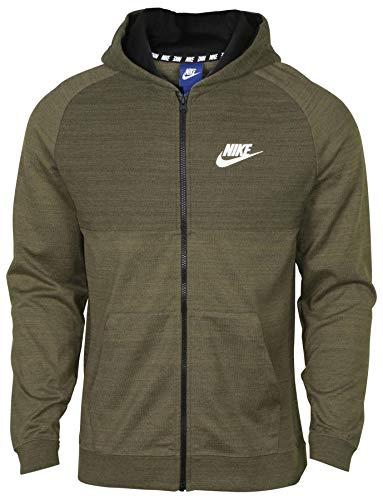 Sweat Nike Advance 222 Ref Sportswear 883025 Capuche 15 À Zip Full TwCraqndw7