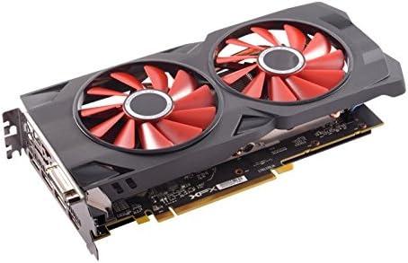 XFX Radeon Rx 590 Fatboy Core Edition 8GB OC 1565M GDDR5 Dynamic 22 Blade Fan 3xDP HDMI DVI AMD Radeon Rx 590 RX-590P8DLD6