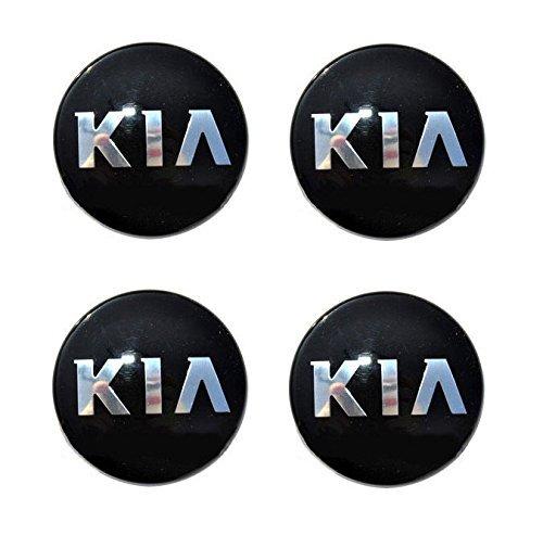 Kia Motors OEM Genuine 529603W200 Center Hub Wheel Cap Cover Emblem 4-pc Set For 2014 2015 Kia Optima : The New K5 171580038984 AMKM0256