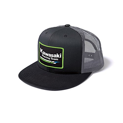Factory Effex (18-86102) Snap-back Hat (Grey/Black)