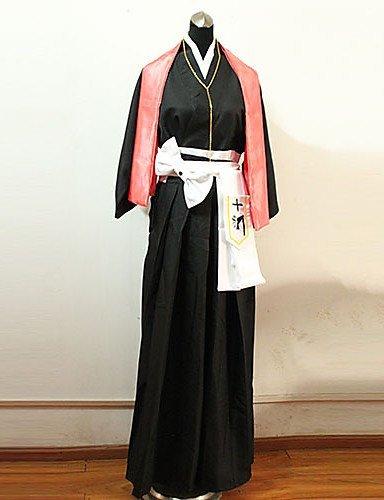 [FW@ 10th Division Lieutenant Rangiku Matsumoto Kimono Cosplay Costume , female , l] (Lieutenant Costumes)