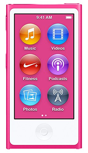 Pink Ipod Nano 7th Generation
