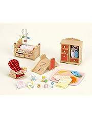 مجموعة العاب غرفة الاطفال من سيلفينيان فاميليز   -sf5036