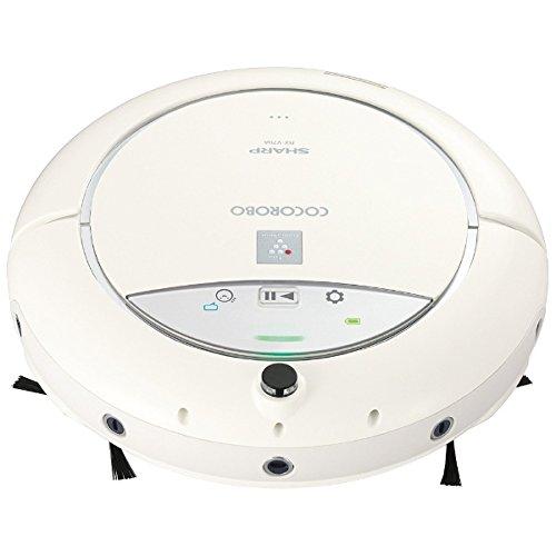 SHARP プラズマクラスター搭載 ロボット家電 COCOROBO スタンダードモデル ホワイト系 RX-V70A-W B00UWLTUVC