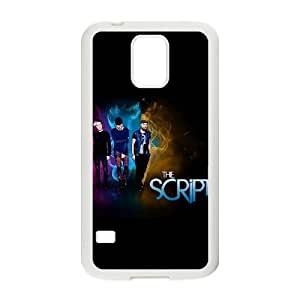 The Script Samsung Galaxy S5 Cell Phone Case White xlb-105888