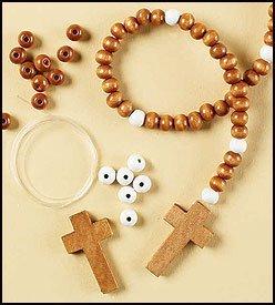 Rosary Craft Kit 24/Pk ()