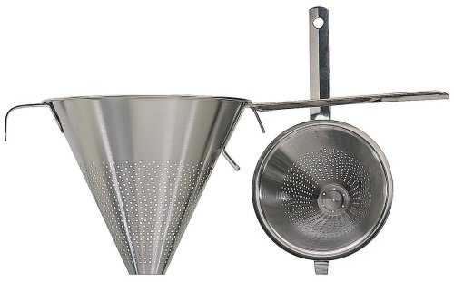 Linden Sweden-Jonas of Sweden 18/10 Stainless Steel Conical Strainer, 7-1/2 Inch Conical Colander