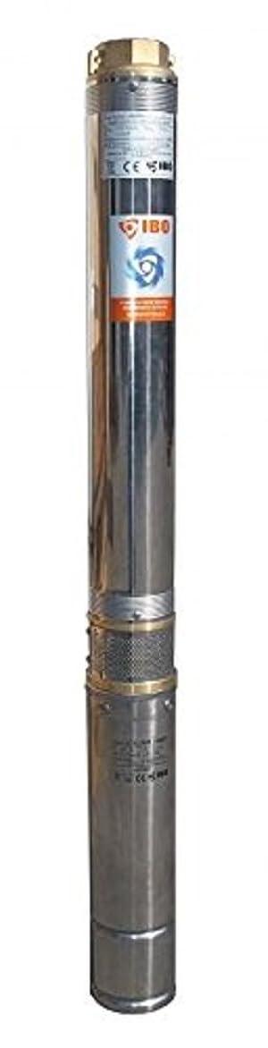 """Bomba sumergible para pozo 4""""SD 6/142200W 400V–162L/min"""