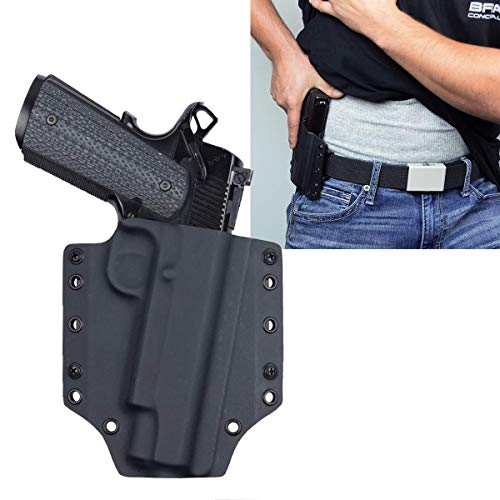 1911 Concealment Holsters - Bravo Concealment 1911 Springfield 5