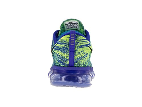 Uomo Bl Blue volt Black Racer Blu Scarpe Verde Flyknit Nike Nero Max chlk da Corsa qw6fXAnx