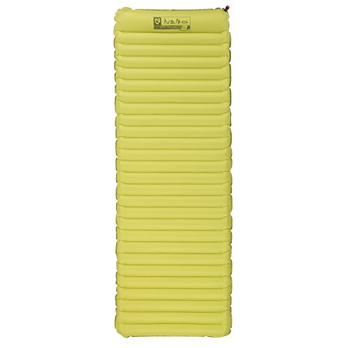 Nemo Astro Insulated Lite Sleeping Pad, Lemon Green, 25 Long