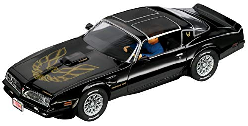 Trans Am Racing - Carrera USA 20027590 Evolution Analog Slot Car Racing Vehicle Pontiac Firebird Trans Am (1: 32 Scale), Black