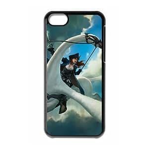 iPhone 5C Phone Case Magic The Gathering F5S7659