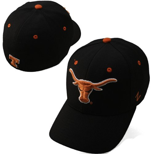 Zephyr Texas Longhorns DHS Fitted Hat