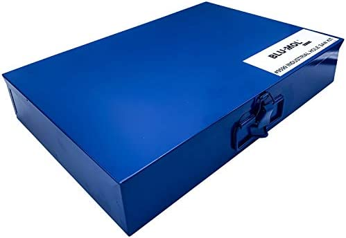 Bleu silencieux d/échappement 20mm//0.8in pi/èces modifi/ées pour moto 2 temps EBTOOLS Silencieux d/échappement en acier inoxydable